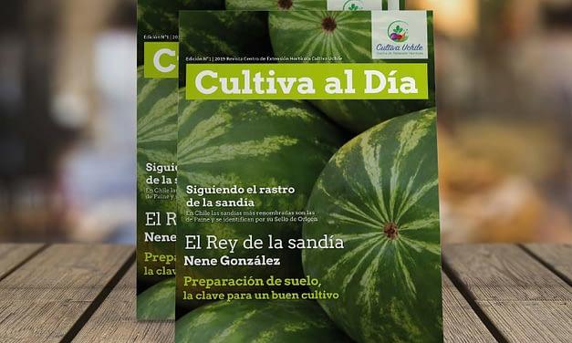 Revista Cultiva Al Día Nº1