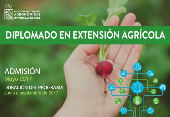 Diplomado de Extensión Agrícola 2017