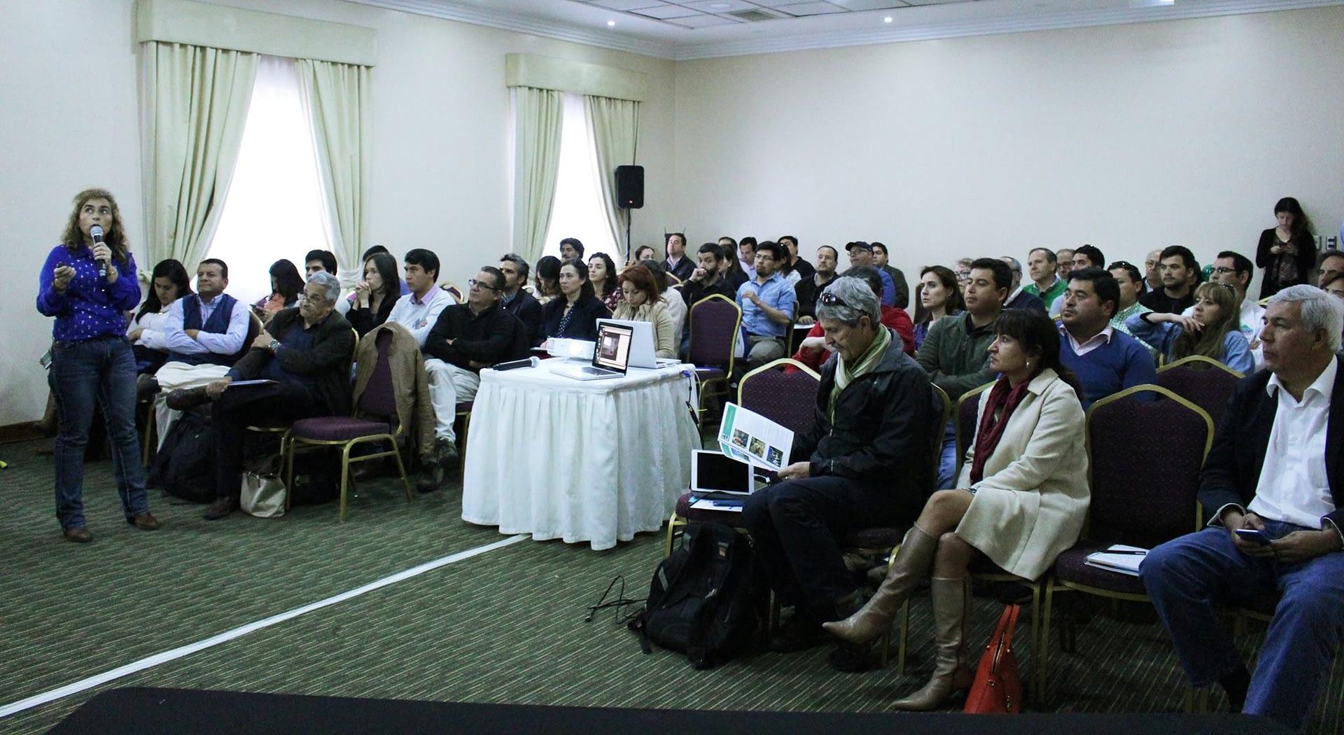 Seminarios Internacionales de CultivaUchile.