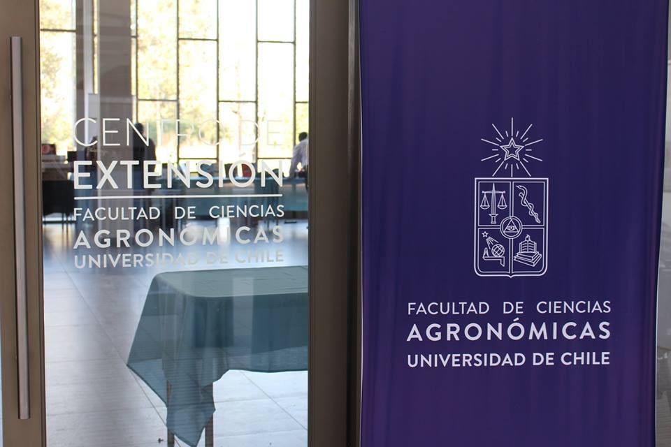 Inauguración Salas de  Extensión para la Fac. Ciencias Agronómicas