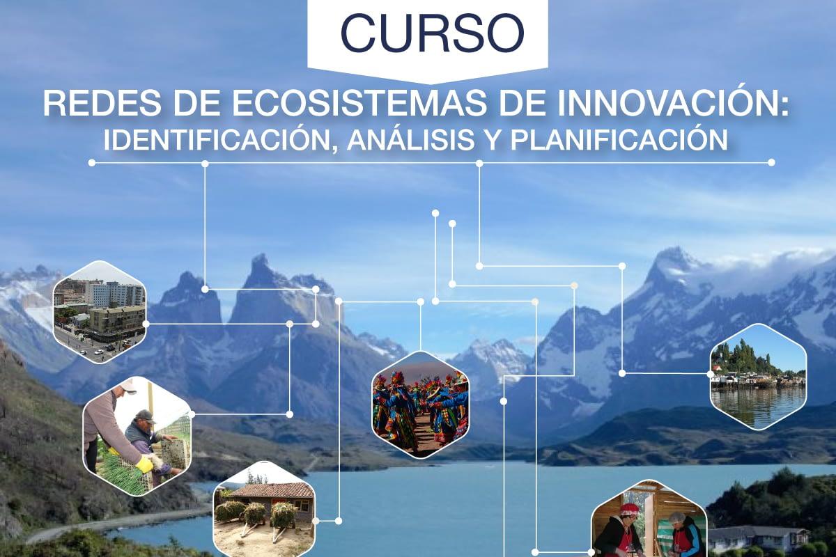 Curso «Redes de ecosistemas de innovación: Identificación, análisis y planificación».