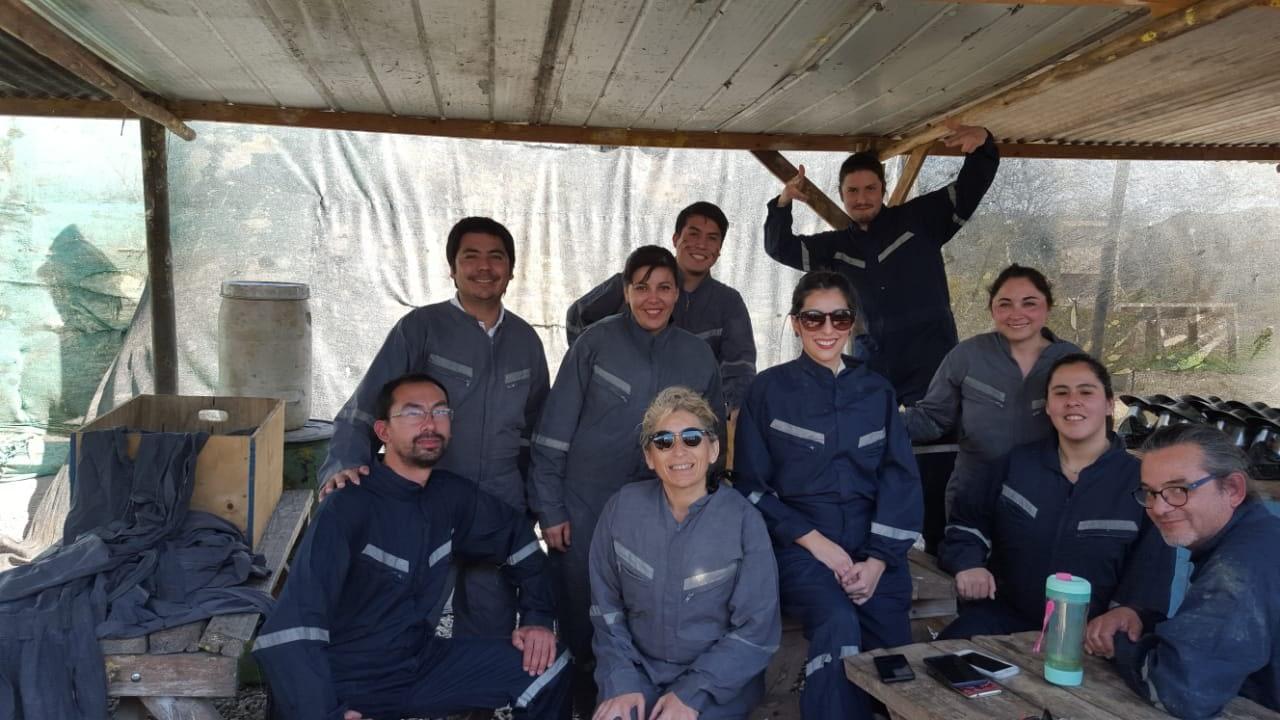 Fortalecimiento de trabajo en equipo y el Frente de Batalla.