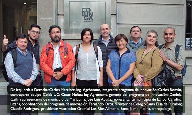Innovación, territorios y futuro en la Región de Los Ríos