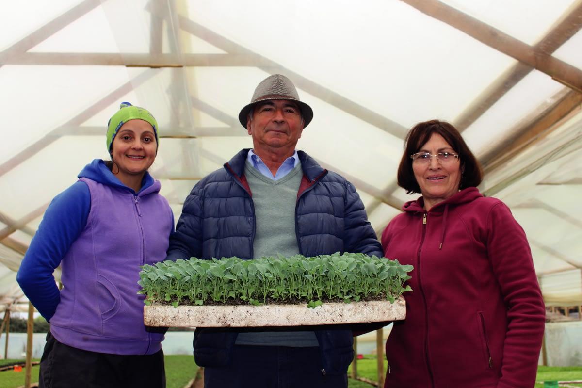 Reportaje: Rienzi Reyes, donde nacen los cultivos