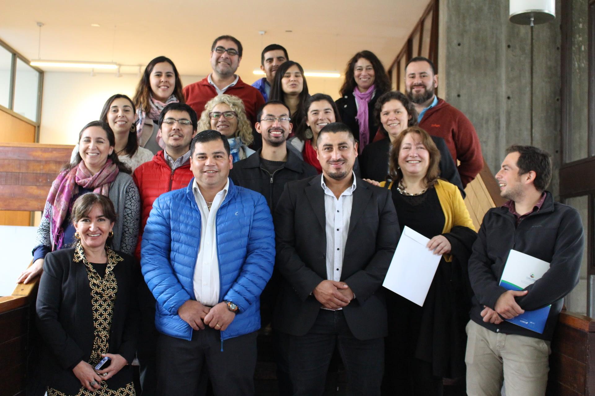 Felicitamos a los nuevos egresados del Diplomado de Extensión.