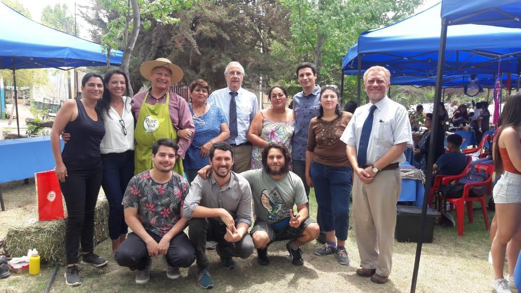 Feria de Campesinos de La Pintana en Favet