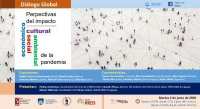 """Profesora Boza: """"La pandemia ha afectado el sistema alimentario chileno"""""""